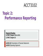 T02 - Performance Reporting(1)