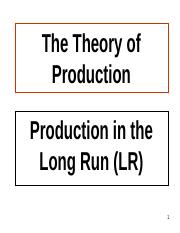the_theory_of_production_long_run_nt_2