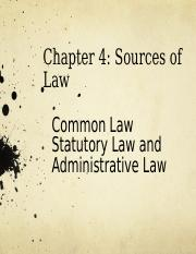Chapter+4-Sources+of+Law.ppt