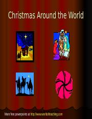 Christmas around the world.ppt