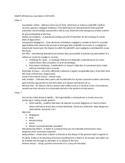 MGMT 265 Business Law Notes 11 09 2015.docx