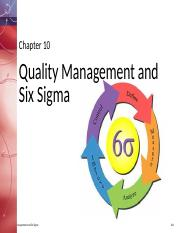 Chapter 10 Quality Management and Six Sigma Blackboard.pptx