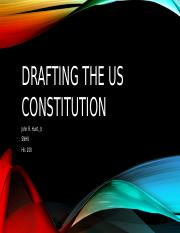 Drafting the US Constitution.pptx