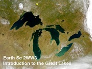 ES 2WW3 - Lecture 9 - Part 1 - Introduction to the Great Lakes - A2L-1