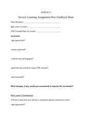 AOD 4111 Service_Learning_Assignment_Peer_Feedback_Sheet-1