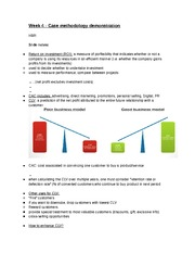 metabical roi Calculate the roi for the metabical drug if the roi achieved is less than 5%, what steps of your analytical process would you need to revisit attachment:- case_study_for_assignmentpdf.