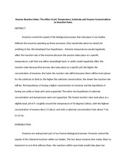 Scientific Report Paper