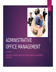 - Emerging Elements Impacting Administrtive Management Practices.pptx