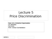 Lecture5_PriceDiscrimination_Econ121_Fall2010