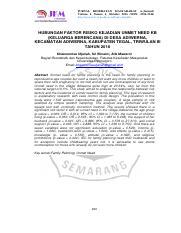 13989-28428-1-SM.pdf - JURNAL KESEHATAN MASYARAKAT(e ...