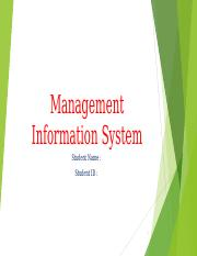 Management Information System.ppt