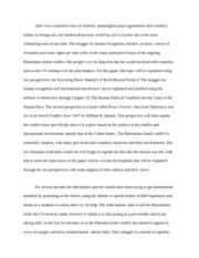 Pols 1000 Research Essay