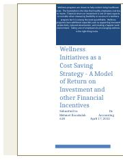 JpWellness Initiatives as Cost Saving.doc4