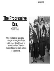 The Progressive Era Notes.pdf