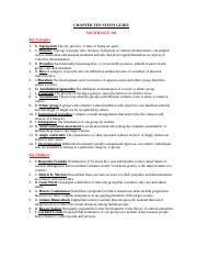 Chapter Ten Study Guide.docx