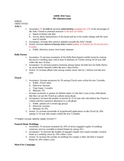 ADPR5910 Exam 1 Lecture Notes 3