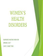 Womens+Health+Disorders+unit+2+part+2.ppt