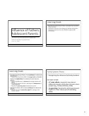 PSYC190SSI16_Lecture10_Fathers&AdolescentParents_ForClass