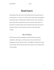 BONDS+ISSUERS