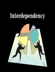 Chapter 6 - Interdependency Student.ppt