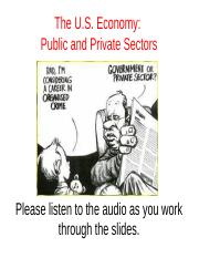 5P The US Economy Public and Private Sectors.pptx