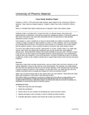 carl robbins case study essay Case study for student analysis this case study for student analysis will look at an employee of abc, inc, carl robins, the new recruiter of only six months and his.