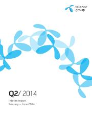 Telenor-Q2-2014-report