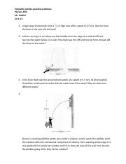 10-1-12 Projectile motion practice problems APB.docx