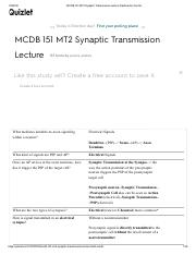 MCDB 151 MT2 Synaptic Transmission Lecture Flashcards _ Quizlet.pdf