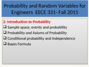 EECE 331-Lecture-2