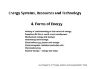 Energy 04 Forms of Energy(1)