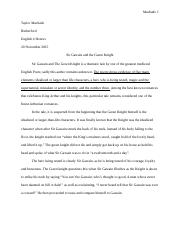 1984 Essay Thesis Sir Gawain And The Green Knight Essay Topics High School Dropout Essay also Short English Essays For Students Where Can I Find A Great Ghost Writer That Will Help Me With My Sir  In An Essay What Is A Thesis Statement
