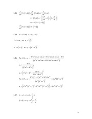 Analytical Mech Homework Solutions 9