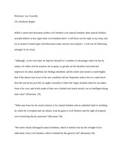 Essay 3- Question and Passages