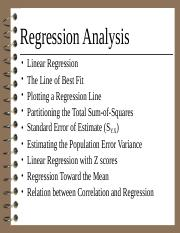 7. Regression.ppt