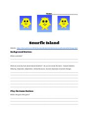 Snurfle Islands Lab.pdf - Your Name(s Snurfle Island Click ...