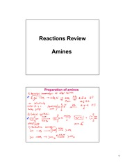 Reaction Review 2