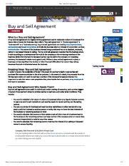 Buy And Sell Agreement.pdf
