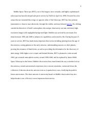 Abstract for Final paper