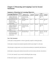 Measuring and Assigning Costs for I.S.doc