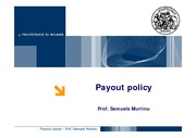 7-Payout policy