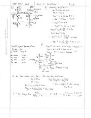 EEE 5320 - Lecture_21A Quiz 2 Solution