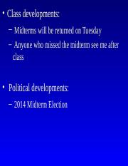 Lecture+11+Presidential+elections+and+mass+media++fall+2014