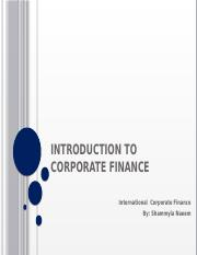 Lecture 1 Introduction to corporate finance.pptx