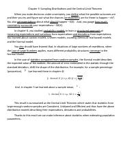 Ch.9 Notes about the Central Limit Theorem.docx