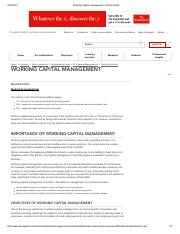Working capital management _ ACCA Global.pdf