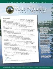 Reading24 - Water Quality