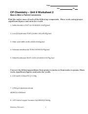 science 28.pdf - Name Date Pd CP Chemistry \u2013 Unit 9 ...