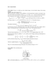 Chapter 17 Solutions