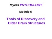 myers5 (Tools of Discovery and Older Brain Structures)